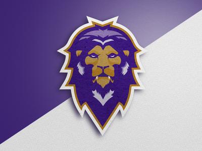 Lion Sports Logo