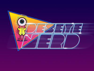 DesEyeNerd: 80s Retro Version 2