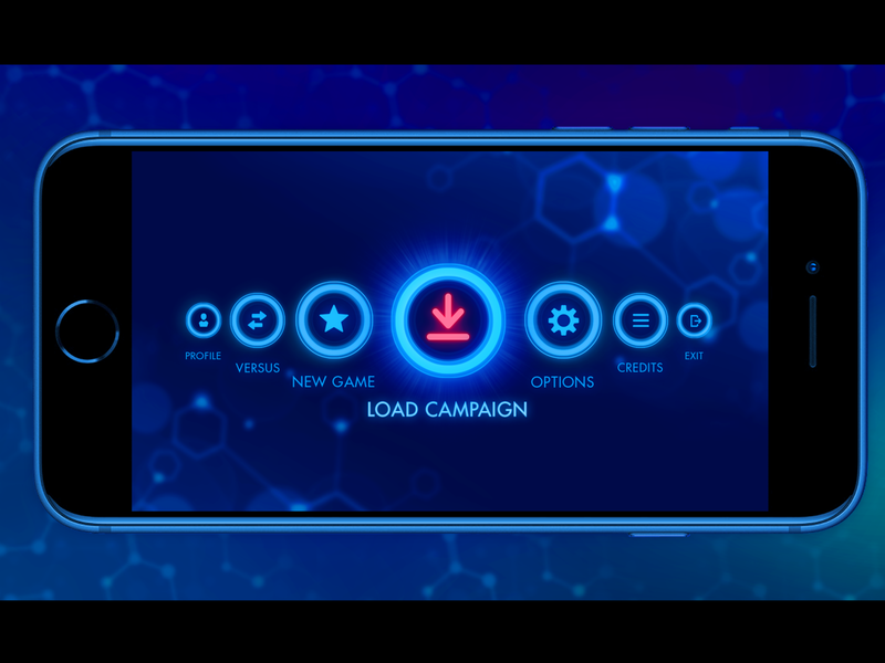 Main Menu ui game icon menu main menu