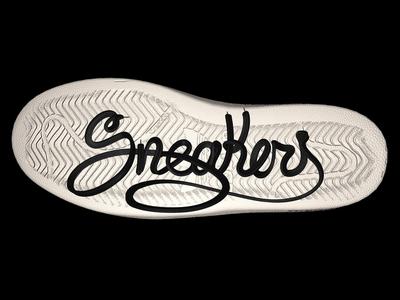 Sneakers 3D Lettering graphic designer graphic design youtube behance dribbble lettering adidas sneakers cinema4d 3d for hire hiring freelancer diseñador gráfico malaga malaga diseño gráfico jesus carrasco garcia j.signer j. signer jsigner