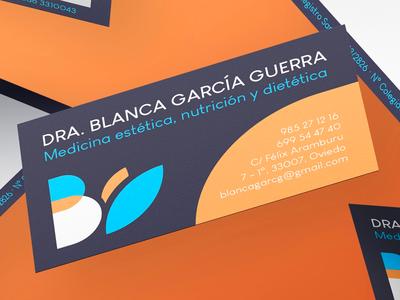Dra. Blanca Logotype