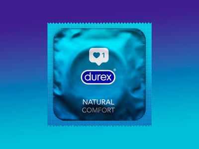 Packaging Durex Like Edition