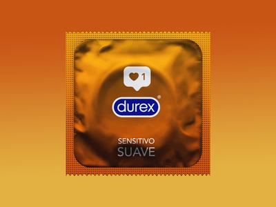 Packaging Durex Like Edition