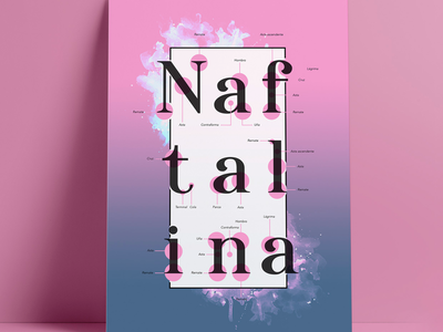Naftalina Poster
