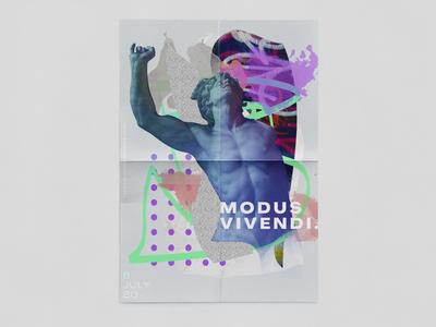 Modus Vivendi. illustrator photoshop abstract digitalart