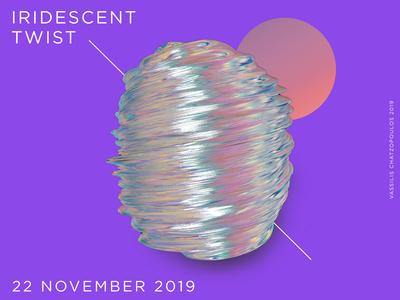 Iridescent Twist