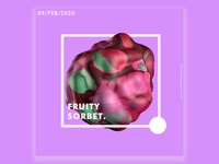 Fruity Sorbet