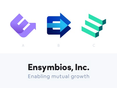 Logo design in progress mutual design tech up logomark growth logo design stairs arrow logo