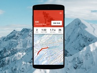 Biometric Ski App