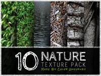 FREEBIE - 10 Nature Texture Pack