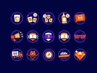 Badge Icons