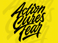 Action Cures Fear