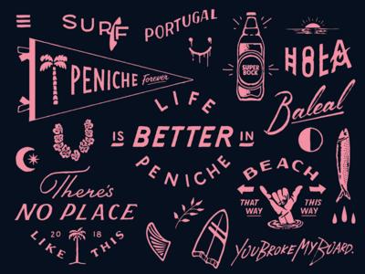 Life is better in Peniche Stylesheet