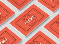 Nunku business cards