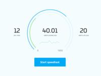 Broadband Bandwidth Speed Test