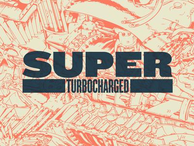 Super Turbocharged type lockup engine schematic automotive