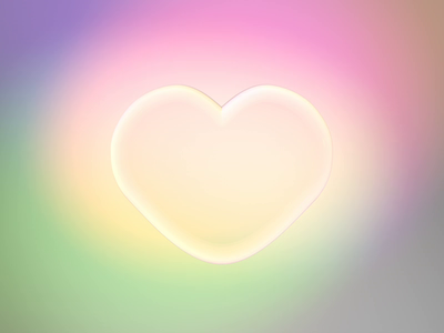 Love is Love icon render cinema4d lgbtq lgbt c4d rainbow pride heart 3d animation 3d art 3d