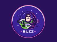 buzz sticker