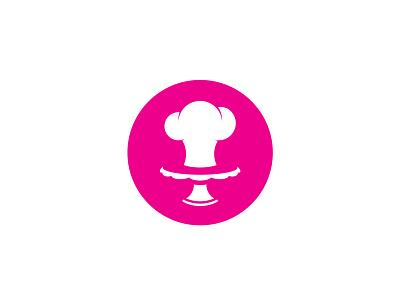 Cake Chef cake shop baking logo bakery chef cake