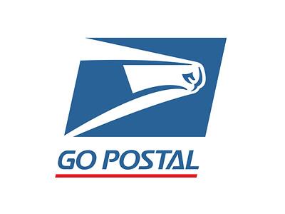 Save the USPS united states logo go postal post office usps