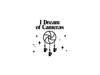 Dream Catcher logo shutter dream catcher dream film camera
