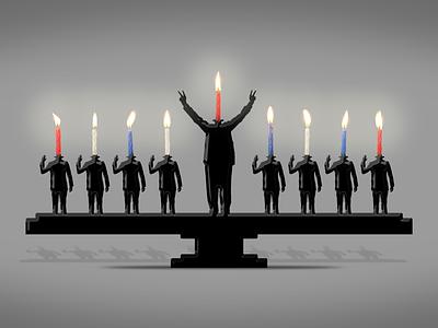 All The President's Menorah watergate president nixon menorah chanukkah hanukkah