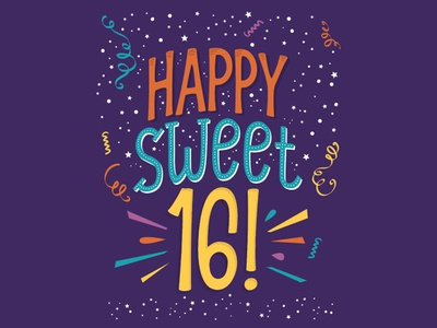 Image result for sweet 16