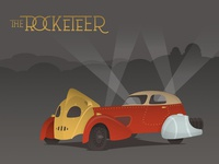 Rocketeer Car