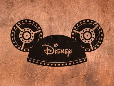 Steampunk Mickey