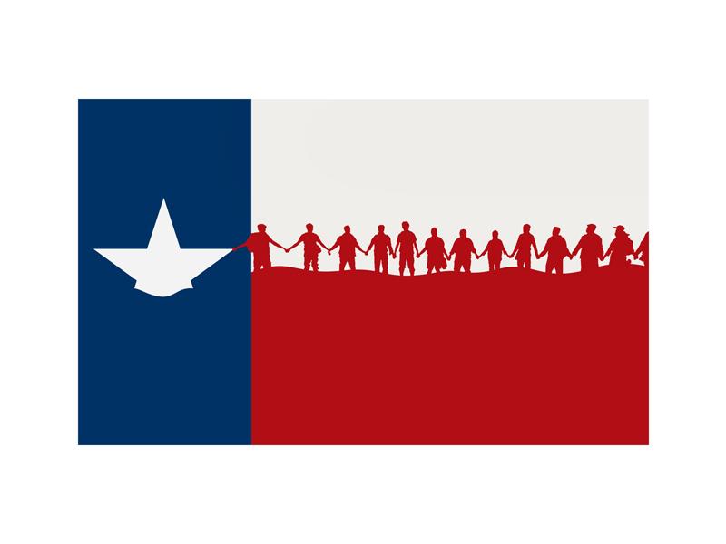 Flag For Help flag hurricane relief help houston flood texas harvey