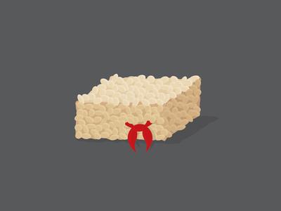 Stay Puft Marshmallow Treat