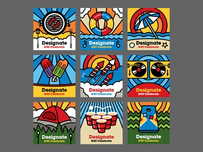 Draplin designs, themes, templates and downloadable graphic elements