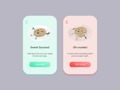 daily ui 011 flash messages