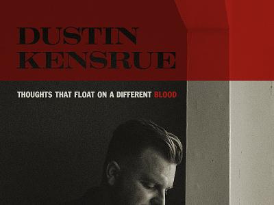 Dustin Kensrue Album Cover