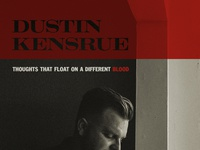 Dustin Kensrue Album Cover