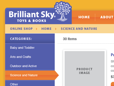 Brilliant Sky online shop categories orangeypurpleyyellow