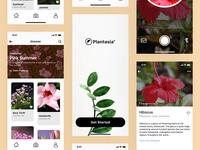 Plantasia: Plant Identification iOS App