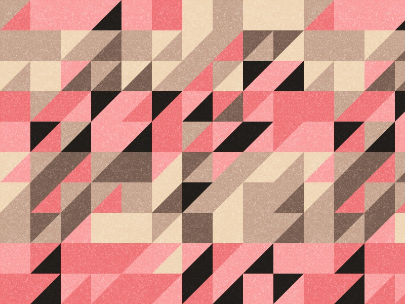 Geometric Sophisticated Pinks pattern pink geometric polygons triangles seamless tiling vector texture