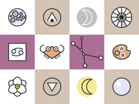 Horoscope Icons Cancer