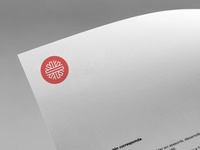Step It Up Letterhead