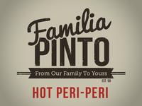 Familia Pinto Hot Peri-Peri