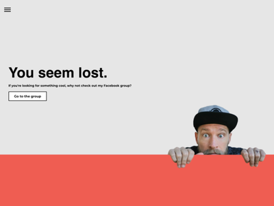 404 Page Design whitespace space flat design flat 404 error page 404page 404 page 404