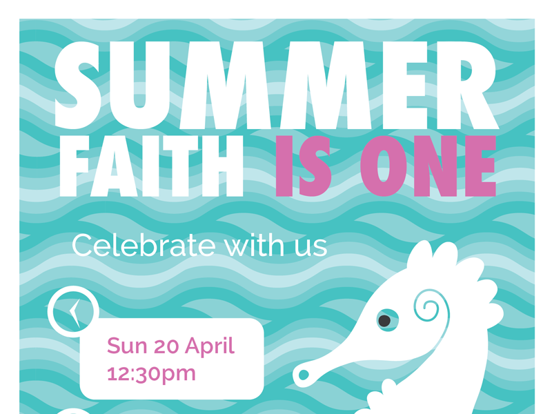 Summer invite