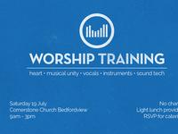 Worship Training