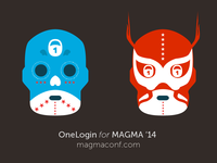 OneLogin for Magma conf.