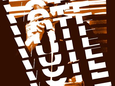 vote 2020 - 3 vote photo halftone experiment typography texture