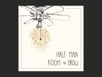 Half Man – Room to Grow cover