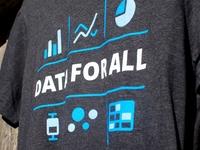 Data For All shirt