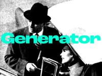 Atomic Test: Generator