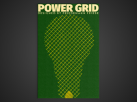 Board Game Poster Series – #2 Power Grid
